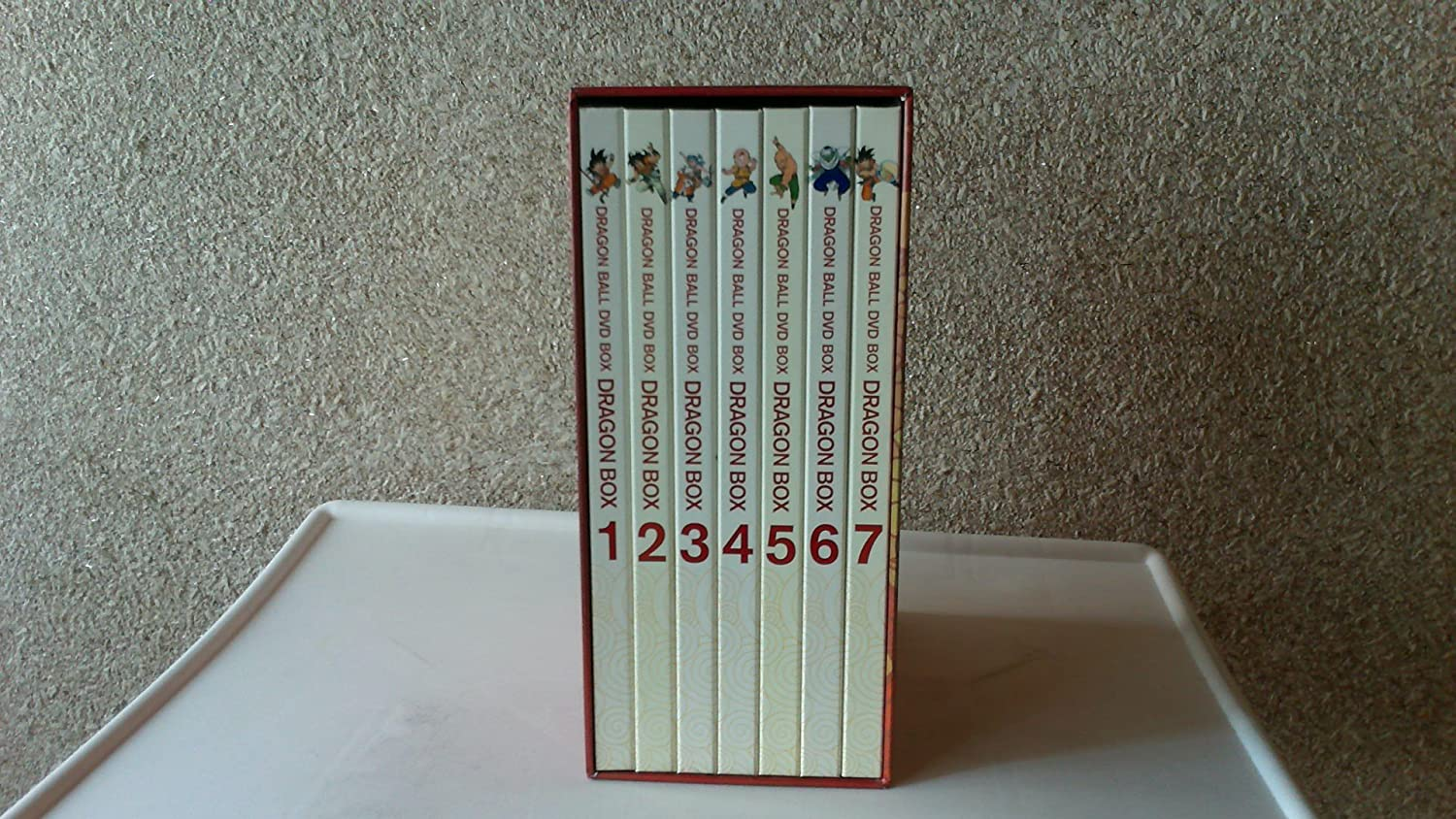 【海外輸入】 DRAGON BALL DVD DVD B00018GX9S BOX DRAGON BOX BOX B00018GX9S, ZECOO COLOR:25c10bde --- a0267596.xsph.ru