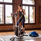 EWORLD® Health & Fitness Orbitrack Exercise Bike four arms for Losing Weight
