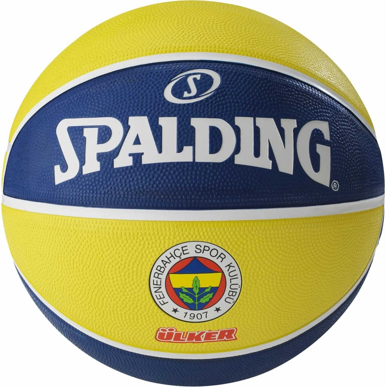 Del Fenerbahce de Estambul Balón de baloncesto: Amazon.es ...