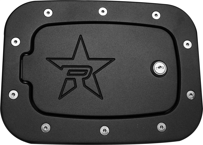 RBP (6058KL-RX2) Fuel Door, Black RBP Performance RBP-6058KL-RX2