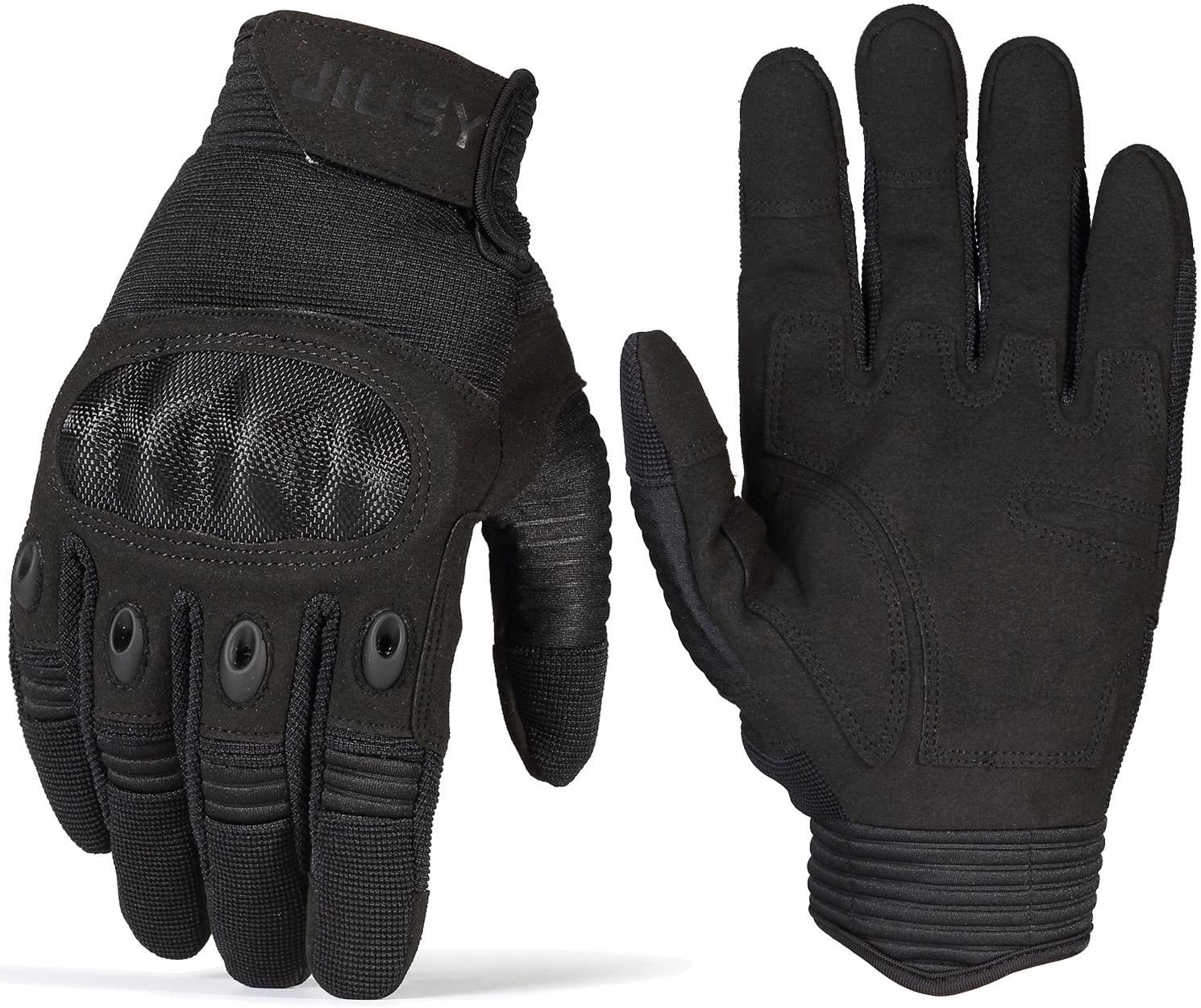 Amazon.com : WTACTFUL Tactical Gloves Full Finger Gloves - Airsoft Paintball Military (Touchscreen) : Sports & Outdoors
