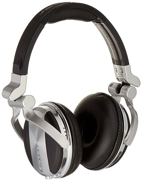 Pioneer HDJ-1500-S Cuffie Professionali Per DJ Headphones + Custodia Per  Trasporto  9f4d6d21828c