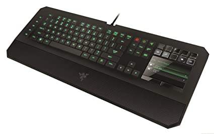 e61f84f4c19 Image Unavailable. Image not available for. Color: Razer DeathStalker  Ultimate Gaming Keyboard