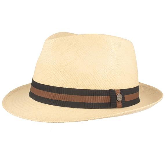 Original Sombrero Panamá | Sombrero de Paja Hecho a Mano en ...