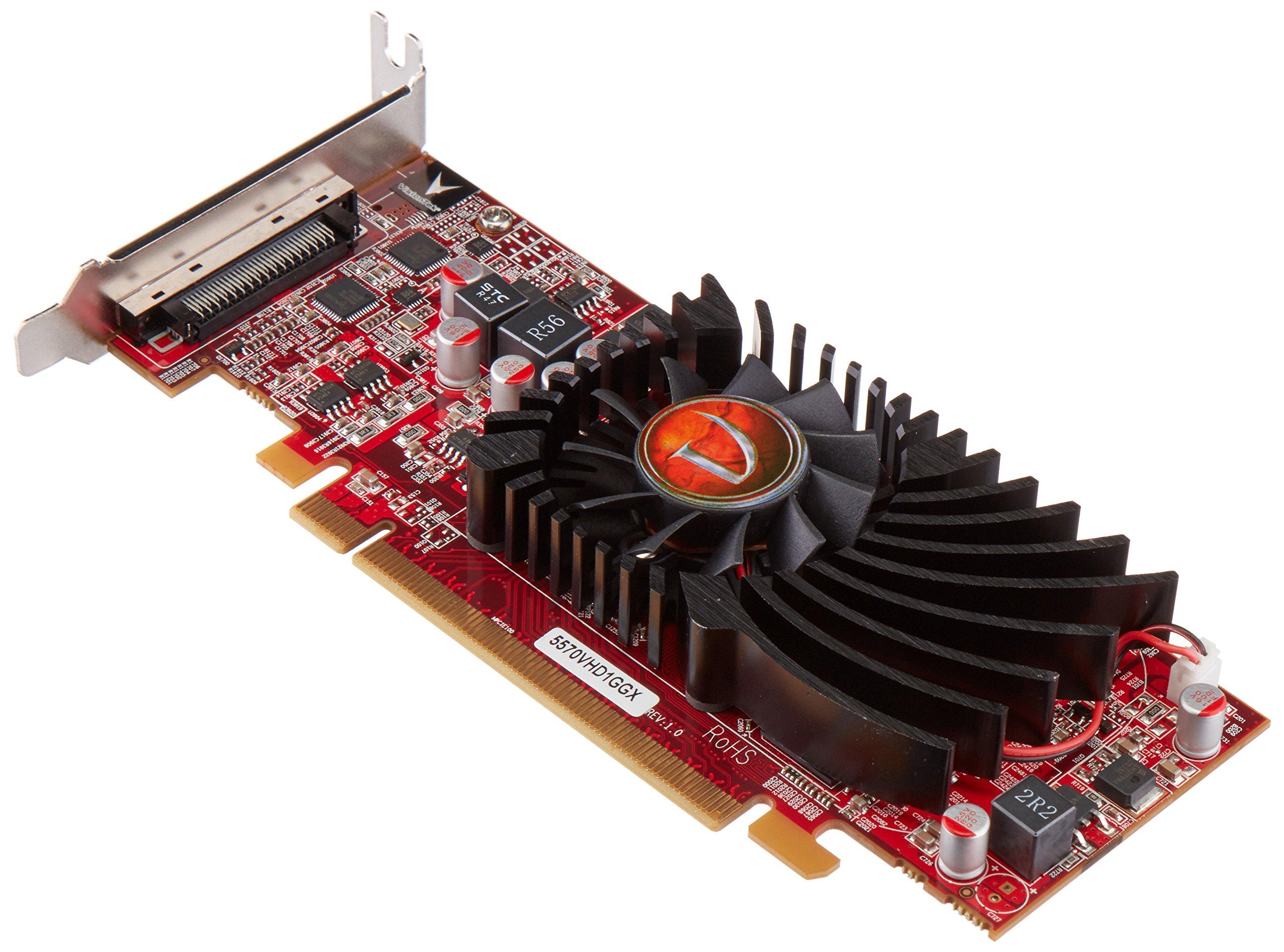 VisionTek Radeon HD 5570 4 Port HDMI VHDCI Graphics Card - 900901 by VisionTek (Image #2)