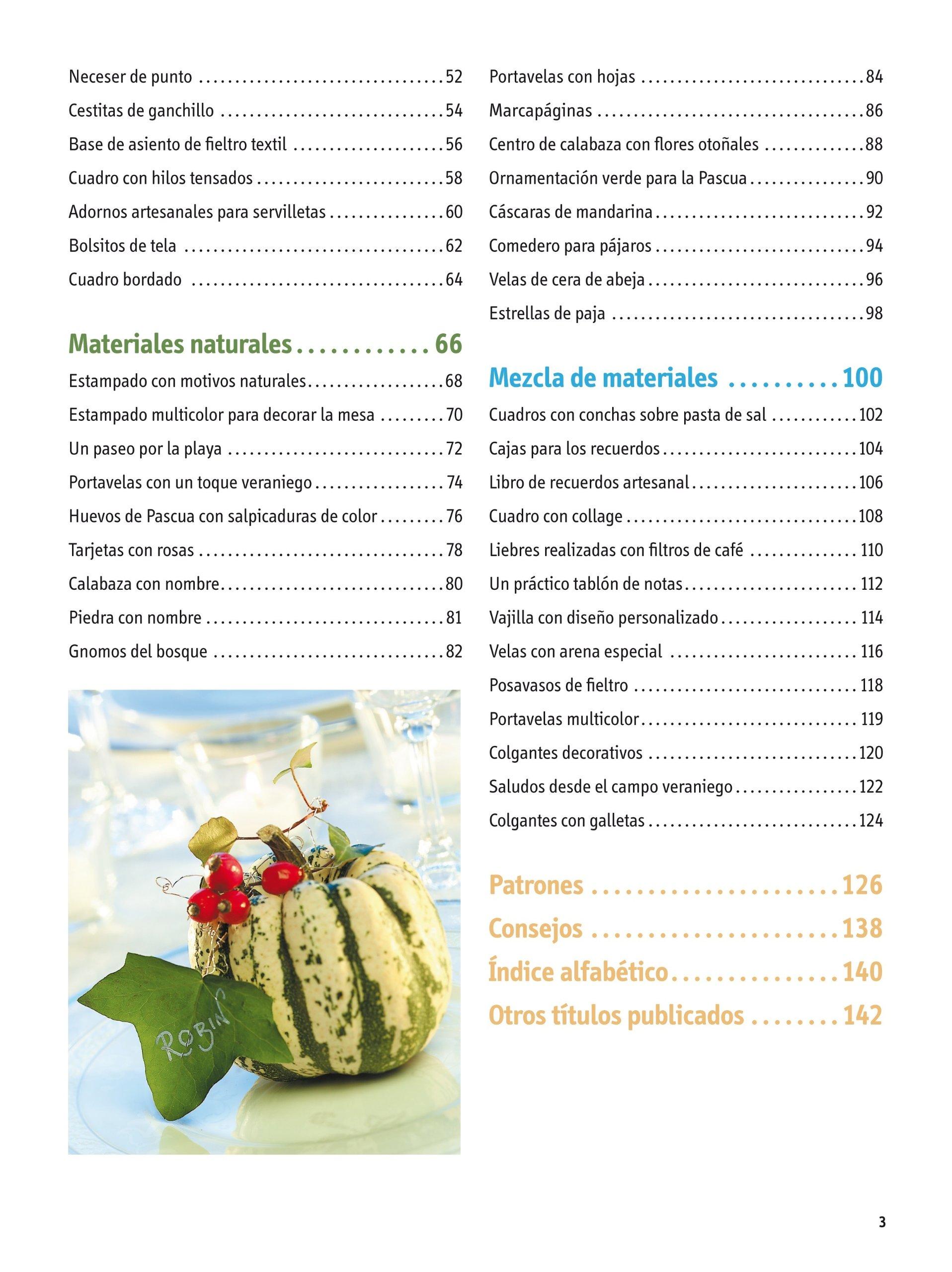 El gran libro de las manualidades creativas para mayores: KOCH(744019): 9788498744019: Amazon.com: Books