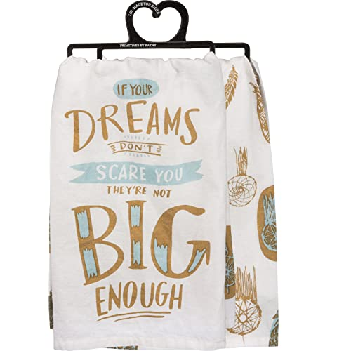 Primitives by Kathy Dish Towel - Big Enough