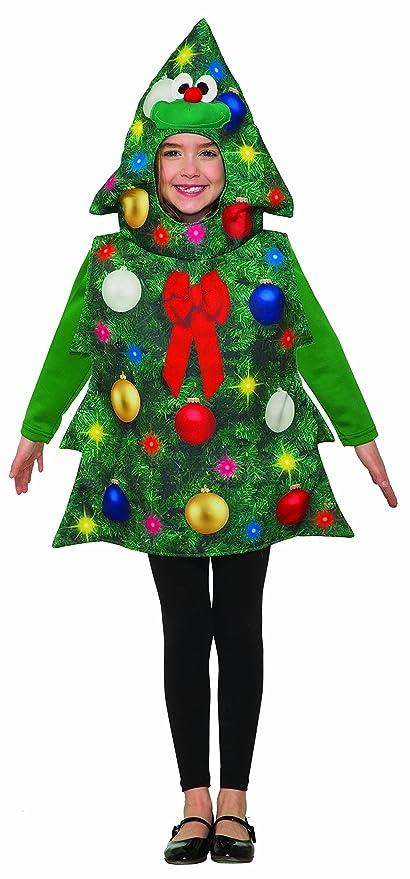 Toddler Christmas Tree Costume.Amazon Com Forum Novelties 81896 Unisex Children Christmas