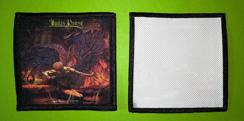 A Coudre 10 10 CM Judas Priest 2 BLUE HAWAI PL0086 ECUSSON Patches AUFNAHER Toppa