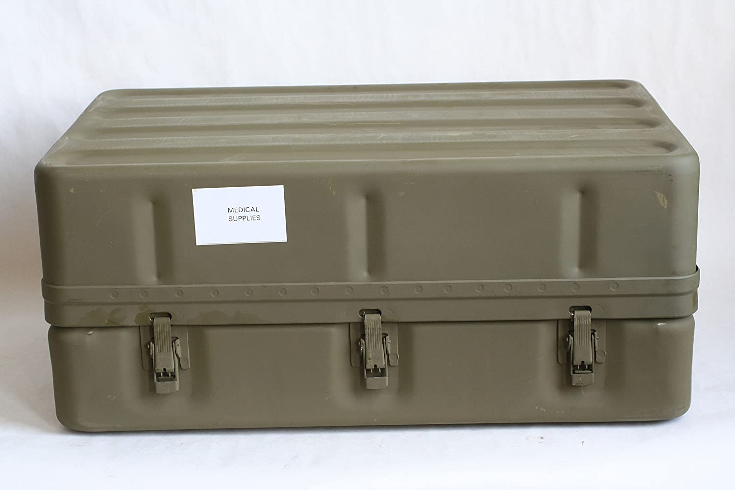 Chest Medical Instrument & Supply Case durable service