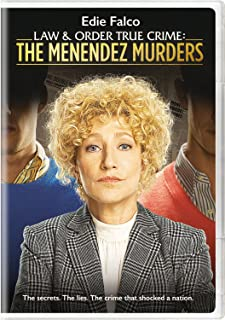 Book Cover: Law & Order True Crime: The Menendez Murders