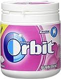 Orbit - Bubblemint - Chicle sin azúcar con edulcorantes y sabor a frutas y menta - 84 g - [Pack de 6]