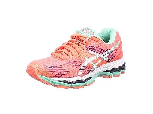 ASICS Gel-Nimbus 17, Damen Laufschuhe Training