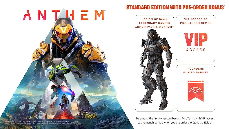 Anthem for Xbox One [USA]: Amazon.es: Electronic Arts: Cine y ...