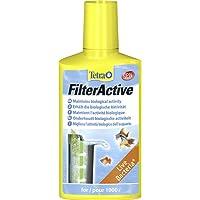 Tetra FilterActive Filterstarter (mit hochaktiven lebenden Bakterien, unterstützt biologische Aktivität im Aquarium, beschleunigt Abbau von Schadstoffen, optimiert Reinigungsleistung des Filters), verschiedene Größen