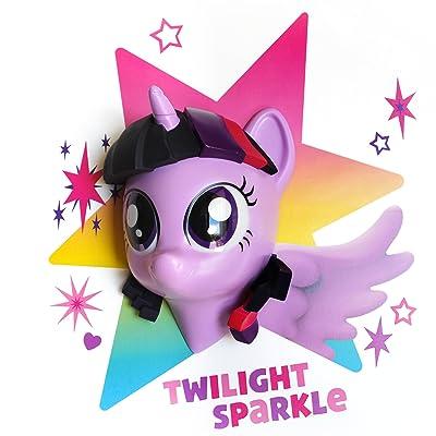 3DLIGHTFX 4001231My Little Pony Twilight Sparkle lumière, Noir, Jaune