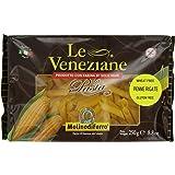 Le Veneziane Penne Rigate, 250-Gram Packages (Pack of 6)