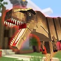 Jurassic Dinosaur Mod for MCPE