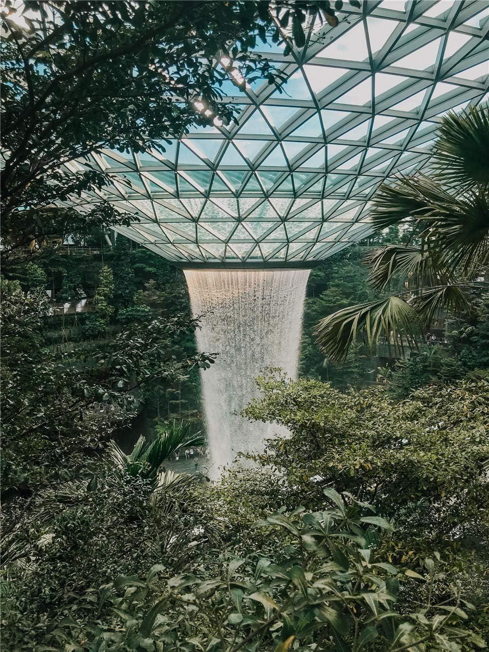 N/ Puzzle Educa 1000 Piezas Jewel Changi Airport Adecuado para Regalos De Año Nuevo