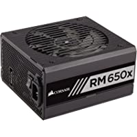 Corsair CP-9020178-NA RMX Series RM650x 80 Plus Gold Fully Modular ATX Power Supply