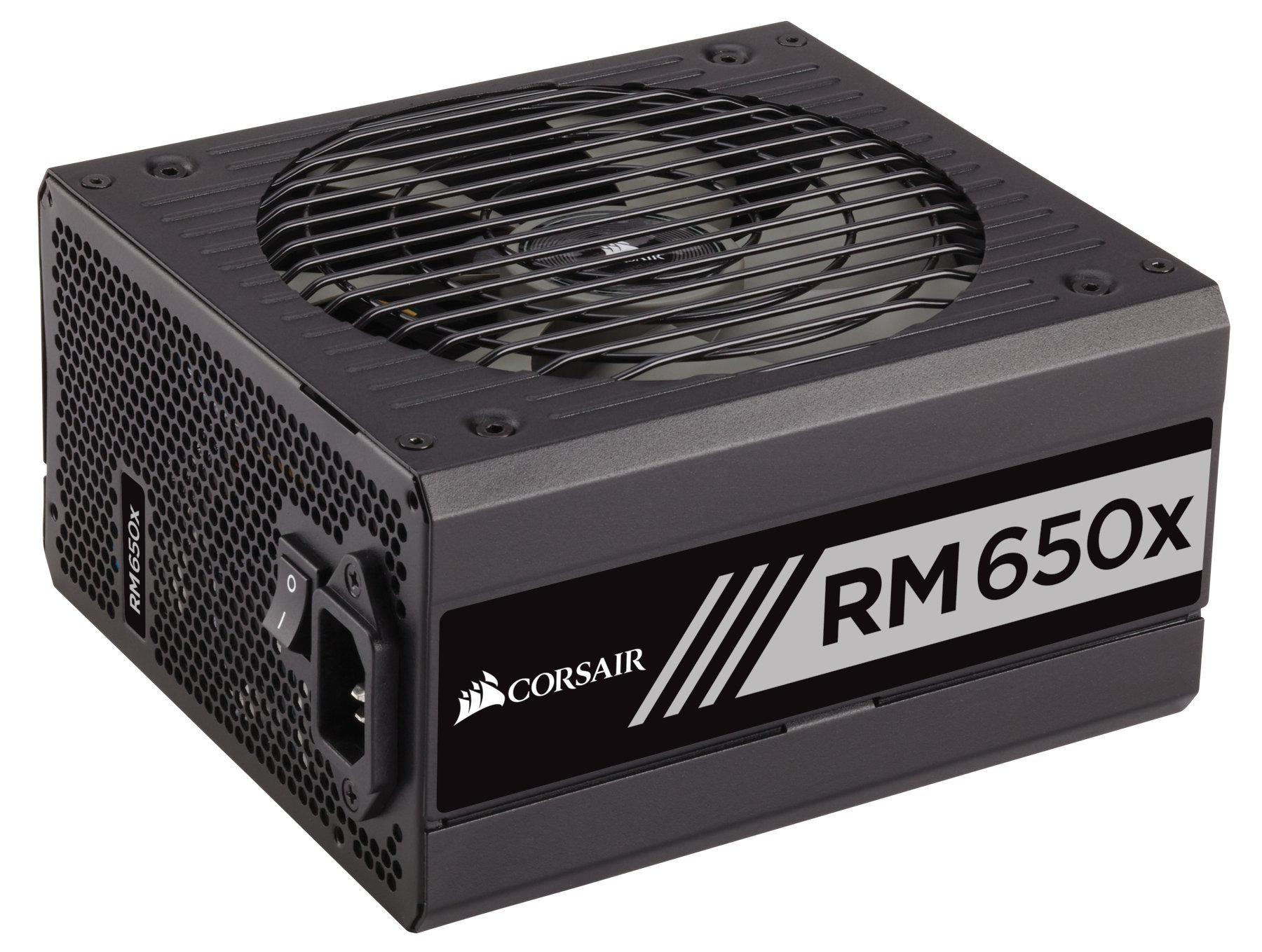 CORSAIR RMx Series, RM650x, 650 Watt, Fully Modular Power Supply, 80+ Gold Certified by Corsair