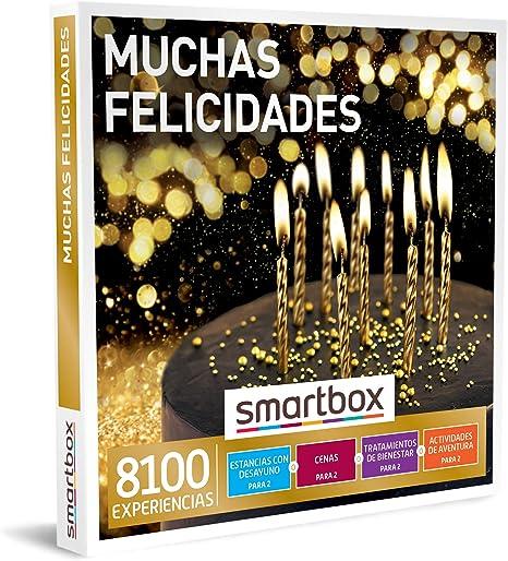 SMARTBOX - Caja Regalo - Muchas felicidades - Idea de Regalo - 1 ...