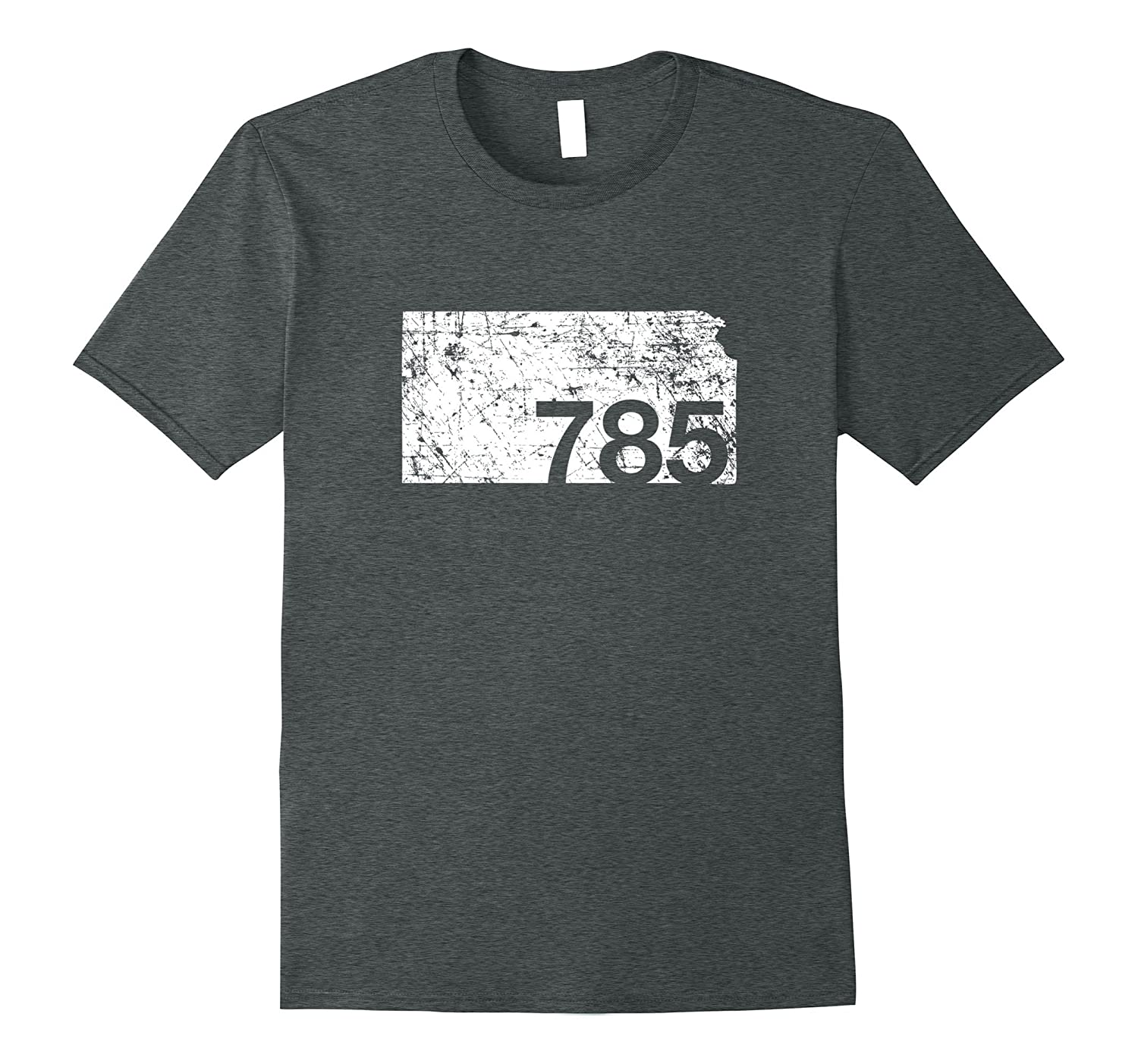 785 Area Code Home on the Range T-shirt by itsrturn