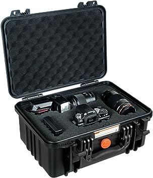 Vanguard Supreme 37F Waterproof Camera Hard Case /& Foam