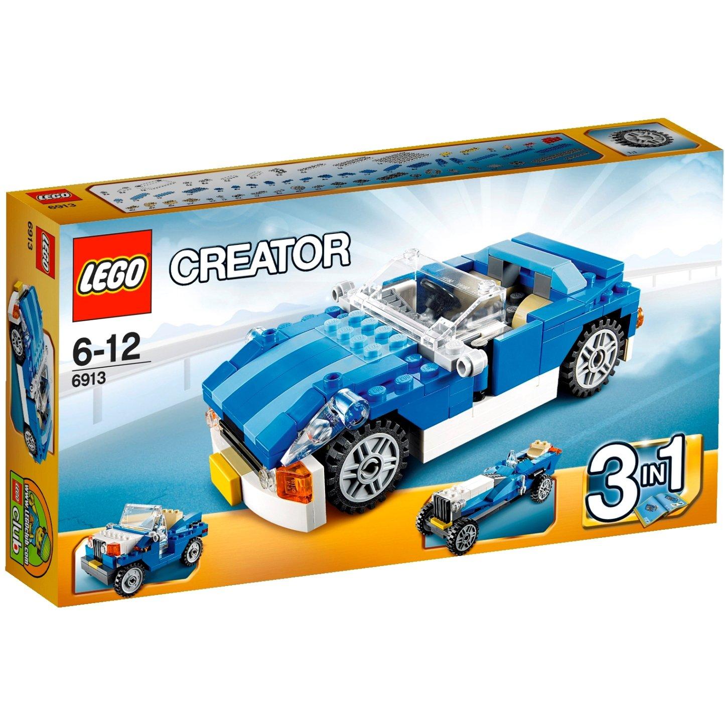 Lego Creator Highway Sdster