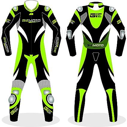 MOTOGPGEARS MG-NCH5 - Traje de carreras para motocicleta ...