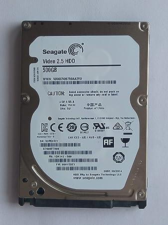 Amazon.com: Seagate Disco duro interno Momentus ST9500423AS ...