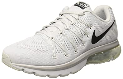huge discount a17cb 5d15f Nike Men's Air Max Excellerate 5 Pure Platinum/Black Running ...