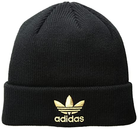Amazon.com  adidas Men s Originals Trefoil Beanie 0736e139e93