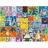 Pokémon - Pokémon 相框 - 1000 块装儿童*拼图
