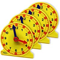 Amazon Best Sellers: Best Teaching Clocks