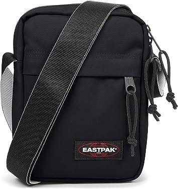 EASTPAK The One Umhängetasche  Tasche Blakout BW Schwarz Neu