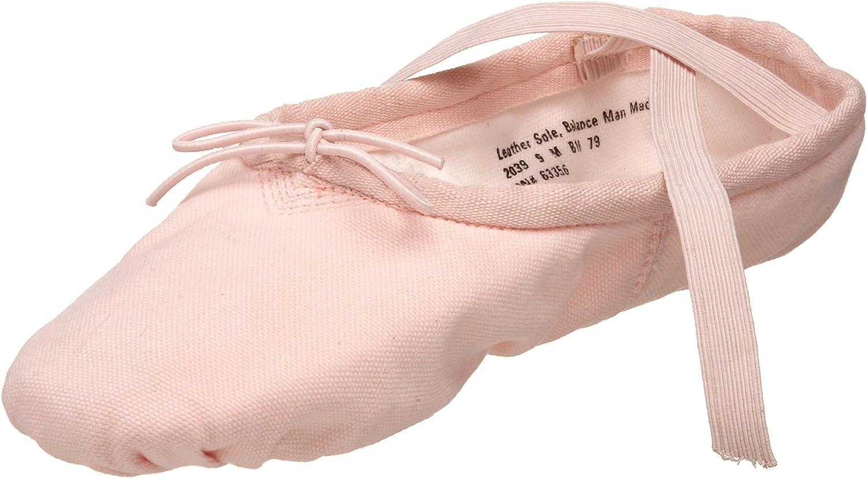 Capezio Pro Canvas Ballet Shoes 6 Medium Pink