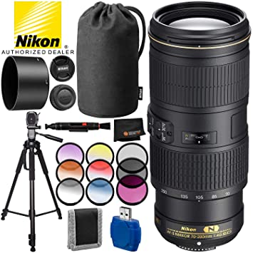 Amazon.com: Nikon AF-S NIKKOR 2.756-7.874 in f/4G ED VR ...
