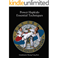 Power Hapkido Essential Techniques (English Edition)