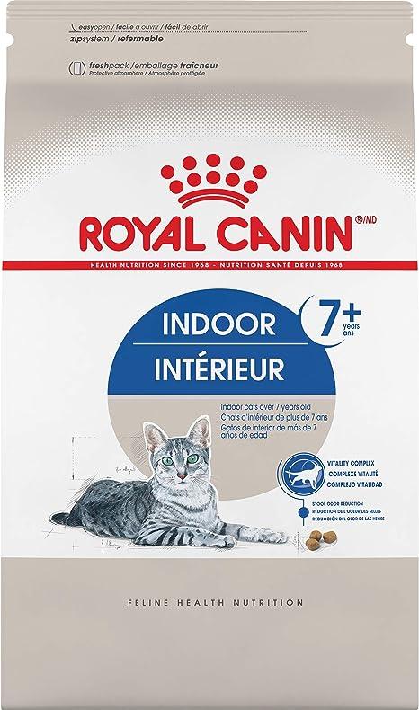 ROYAL CANIN Alimento seco para gatos, fórmula 27 para interior ...