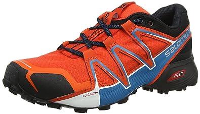 Salomon Speedcross 5 Trailrunning Schuhe Herren high risk
