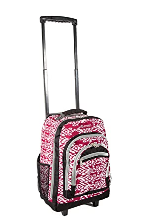 Cheap Sale Very Cheap Good Selling Cheap Price Everest Wheeled Backpack with Pattern 2018 New Sale Visit New For Nice Online Ares6