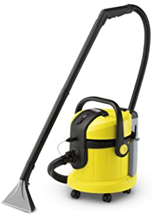 Kärcher SE 4002 - Lava-aspiradora con cable, 1400 W y 4+4