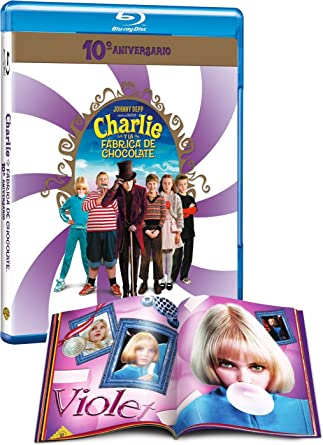 49a654496 Charlie Y La Fabrica De Chocolate Edición Especial 10 Aniversario ...