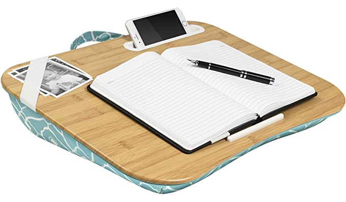 Review LapGear Designer Lap Desk-Aqua