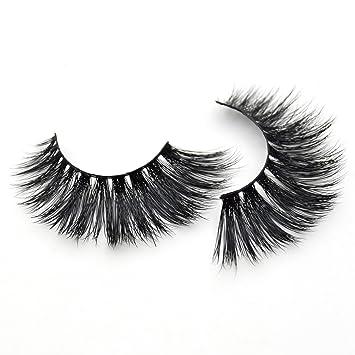 1430732a765 Amazon.com : Visofree Mink Eyelashes Handmade Eyelashes Extension High Volume  Lashes/False Eyelashes : Beauty