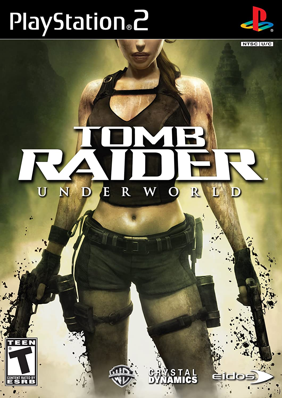 Amazon com: Tomb Raider: Underworld: Artist Not Provided