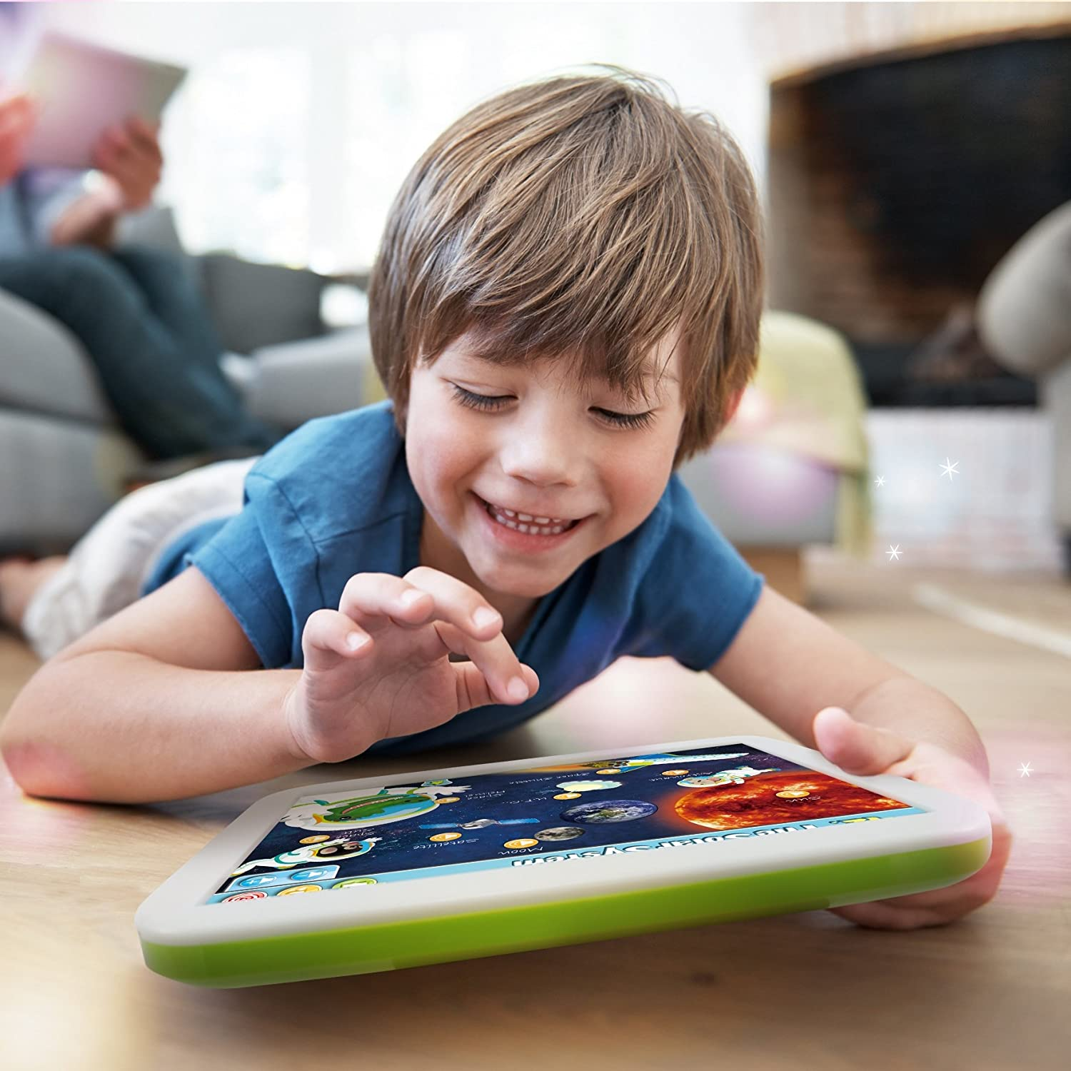Best Learning Inno Pad My Fun Lessons Educational Tablet Toy To Snap Circuits Jr Select By Elenco Electronics Inc On Barstons Childs Learn Letters Numbers Colors Shapes Transportation Space For Toddlers Electronic