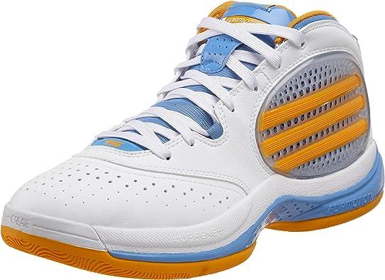 adidas TS Cut Creator Chauncey Billups - Zapatillas de caña Alta de Material sintético Hombre, Color Blanco, Talla 54 2/3 EU / 18 UK: Amazon.es: Zapatos y complementos