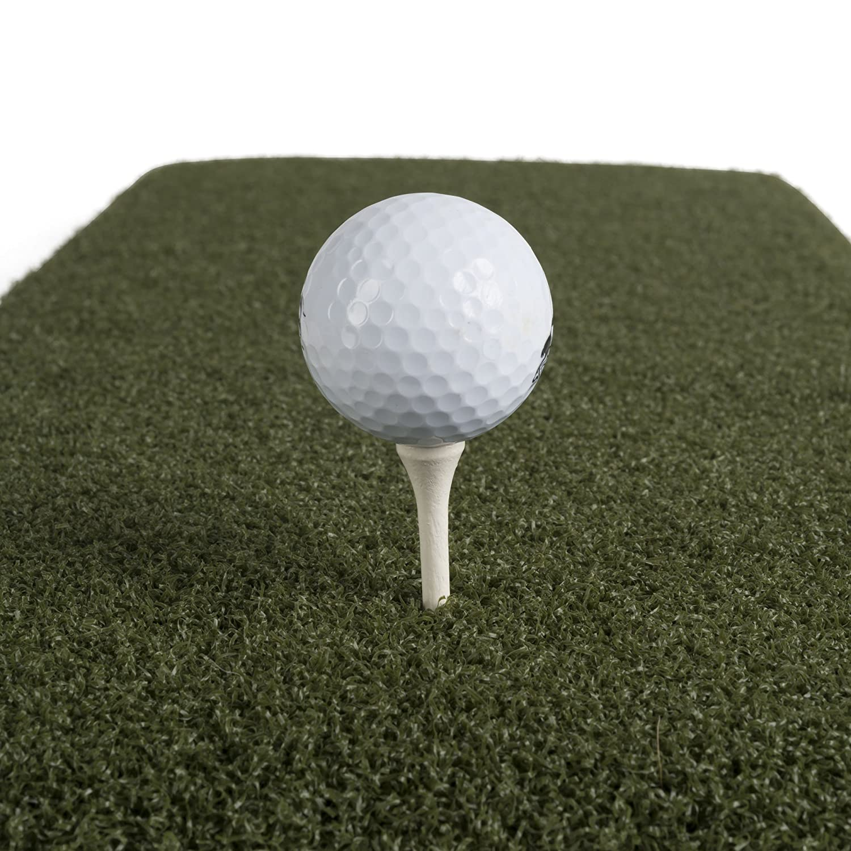 premium mat durapro golf by green putting shaun indoor designed mats pin